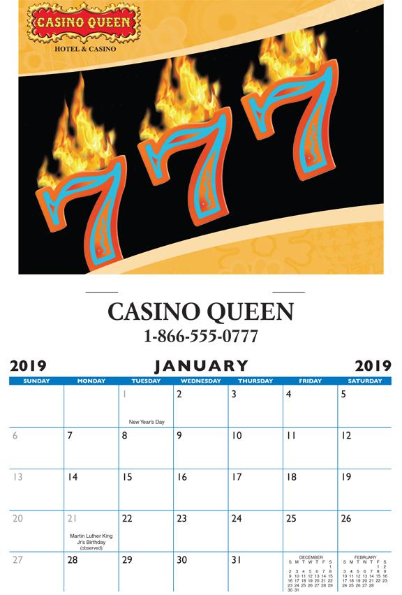 2019 13 Photo Custom Picture Calendar for: Calendar Company