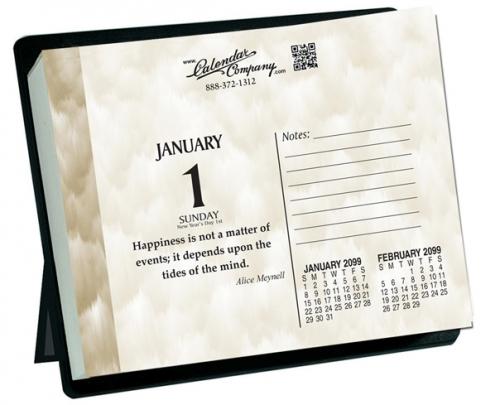 Buy One 2019 Daily Inspirational Calendar Calendar Company