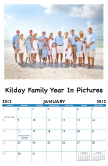 Personalized Calendars From Calendar Company