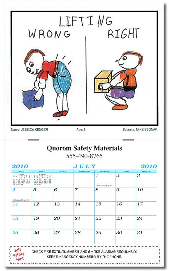 2020 Poster Drawing Contest Calendar Calendar Company