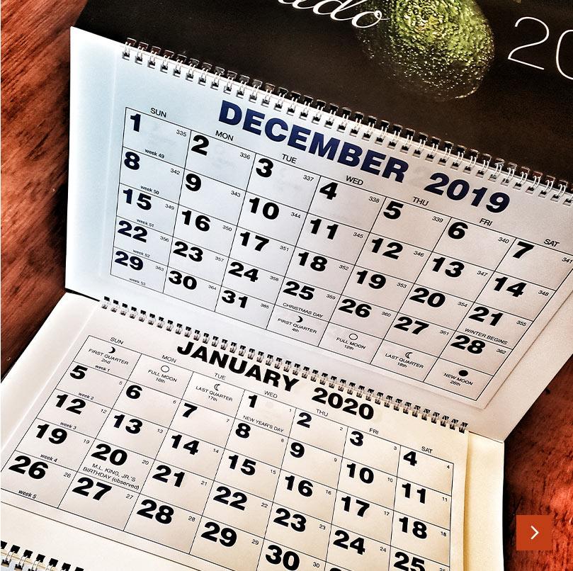 Personalized Calendar 2022.Calendar Company Custom Personalized Calendars